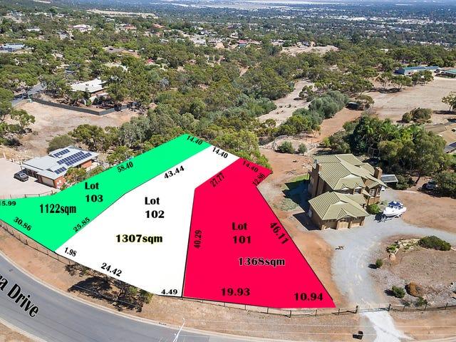 Lot 101, 102, 103, 36 Coomurra Drive, Salisbury Heights, SA 5109