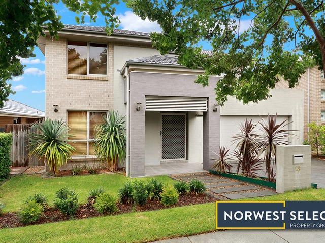 13 Ulmara Avenue, The Ponds, NSW 2769