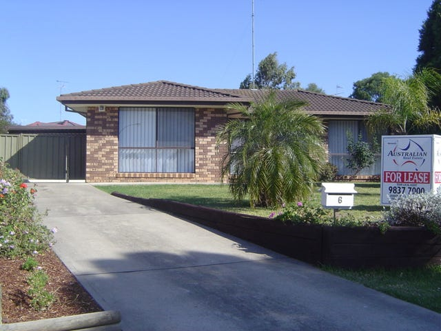 6 Melinz Place, Quakers Hill, NSW 2763