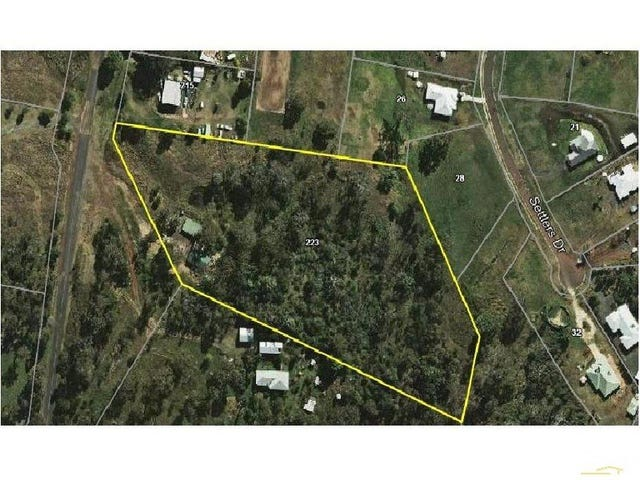 223 Old Homebush Road, Gowrie Junction, Qld 4352