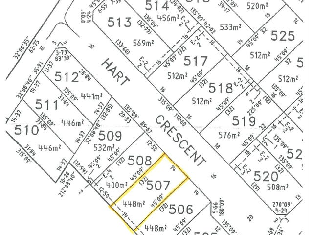 Lot 507 Hart Cres, Brookfield, Vic 3338