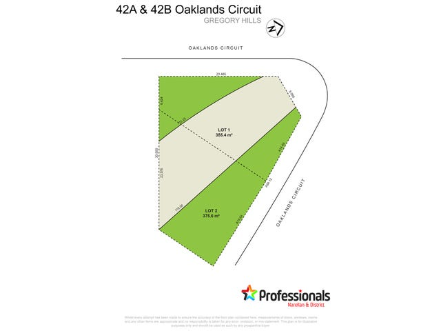 42A & 42B Oaklands Circuit, Gregory Hills, NSW 2557