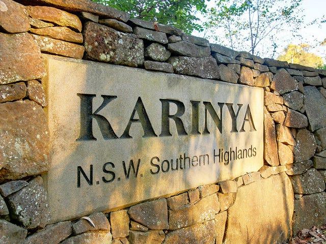 Karinya Yeola Road, Robertson, NSW 2577