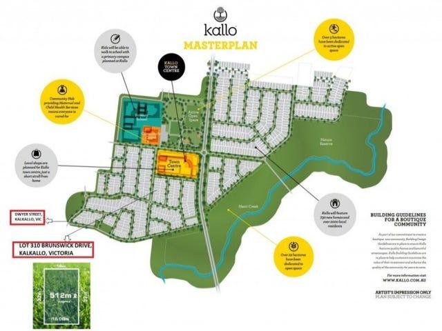 Lot 310 Brunswick Drive (Kalkallo), Mickleham, Vic 3064