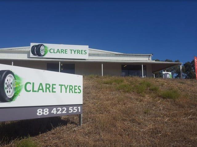 """Clare Tyres"" 408 Main North Road, Clare, SA 5453"