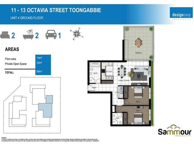 4/11-13 Octavia Street, Toongabbie, NSW 2146