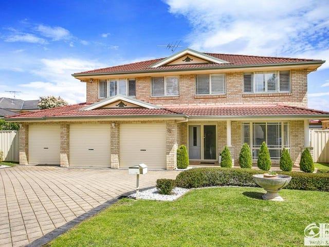 32 Park Ridge Circuit, Kellyville, NSW 2155