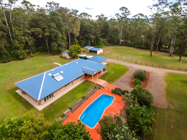 89 Slaughter Yard Road, Ilkley, Qld 4554