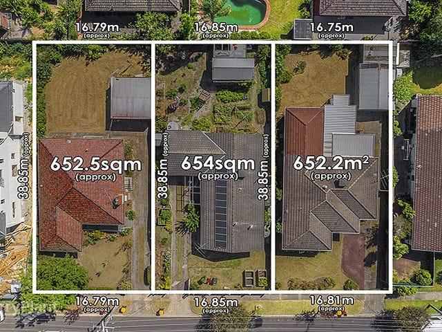 7, 9 & 11 Larch Crescent, Mount Waverley, Vic 3149