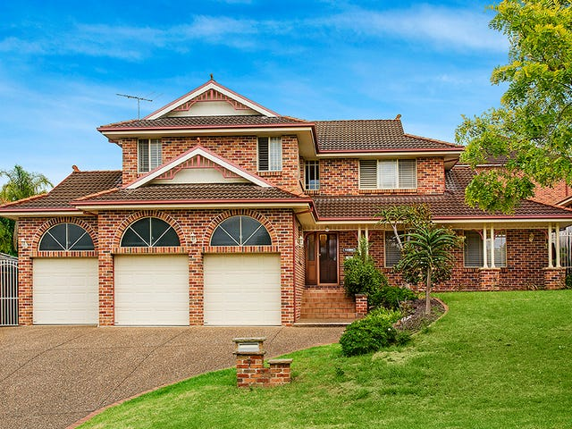 7 Powys Circuit, Castle Hill, NSW 2154