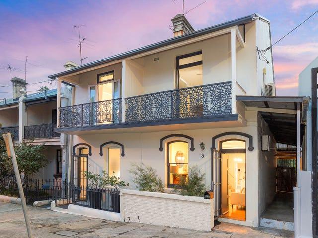 3 & 5 Hargrave Street, Paddington, NSW 2021