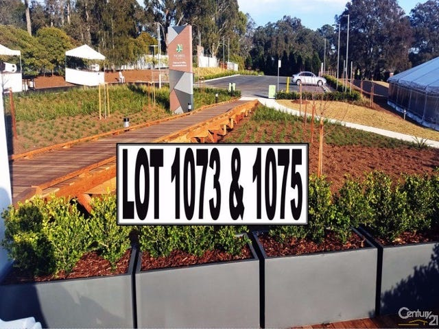 lot 1073/1075 The Gables, Box Hill, NSW 2765