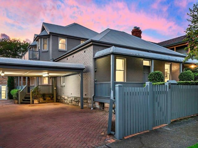 8 Herberton Avenue, Hunters Hill, NSW 2110