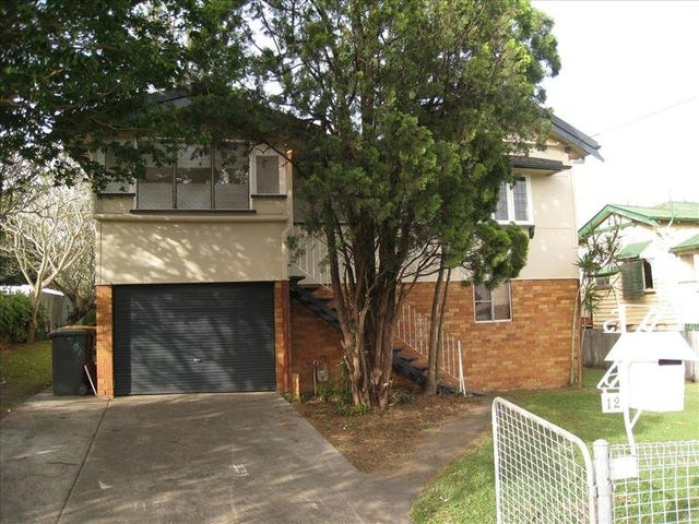 12 Aubigny Street, Annerley, Qld 4103