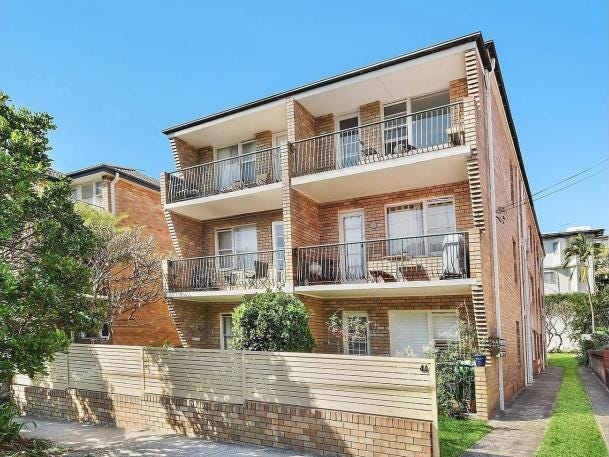 2/4A Carr Street, Coogee, NSW 2034