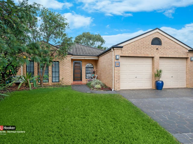 14 Bligh Place, Kellyville, NSW 2155