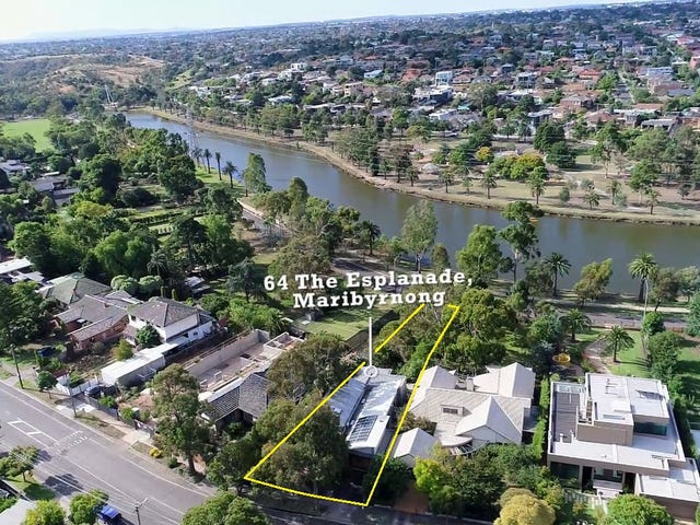 64 The Esplanade, Maribyrnong, Vic 3032