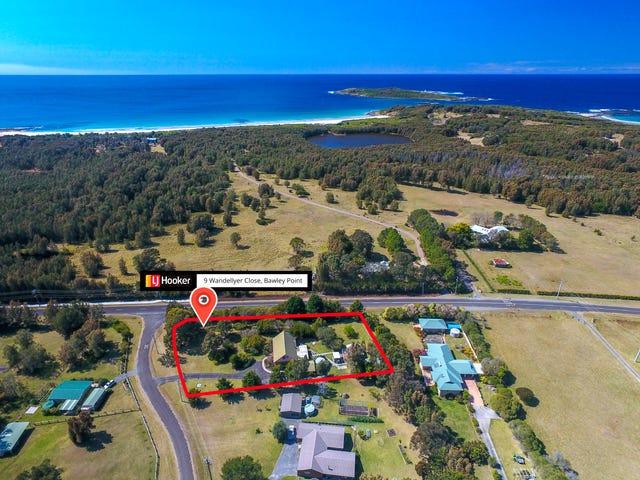 9 Wandellyer Close, Bawley Point, NSW 2539
