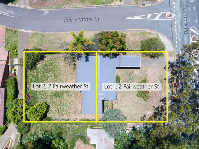 Lot 1, 2 Fairweather Street, Kenmore, Qld 4069