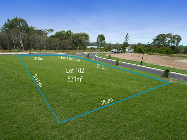 Lot 102, Riverview Parkway, Griffin, Qld 4503