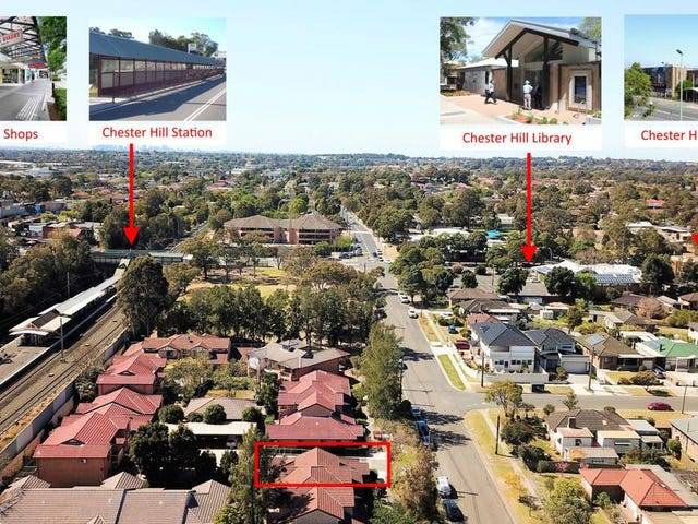 11/82-90 Wellington Road, Chester Hill, NSW 2162