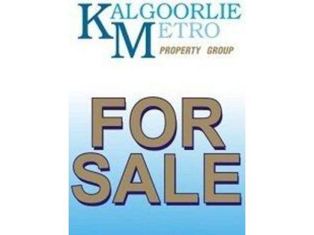 57 McCleery Street, Somerville, Kalgoorlie, WA 6430