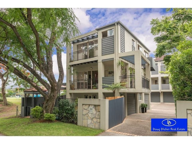 1/20 Keith Street, St Lucia, Qld 4067