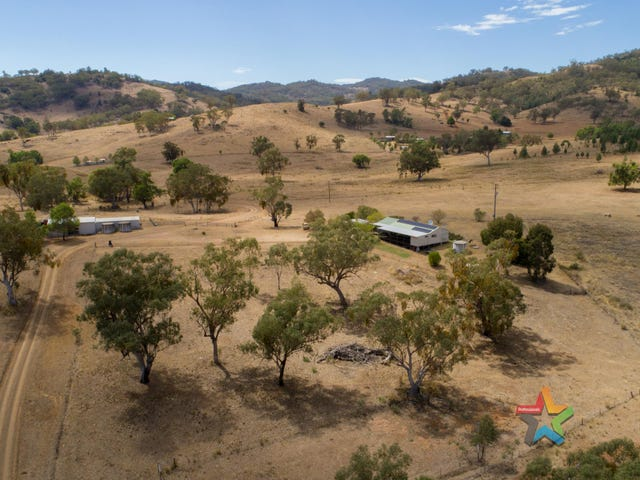"""Tooranooka"" 298 Trough Gully Road, Tamworth, NSW 2340"