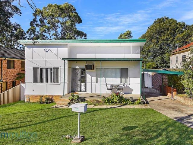 15 Queensbury Road, Padstow Heights, NSW 2211