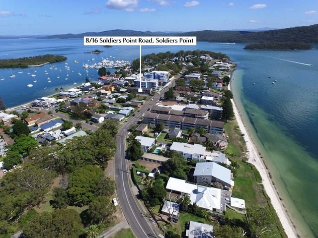 8/16 Soldiers Point Road, Soldiers Point, NSW 2317
