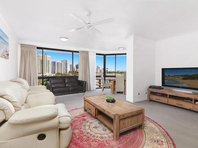 808/70 Remembrance Drive, Surfers Paradise, Qld 4217