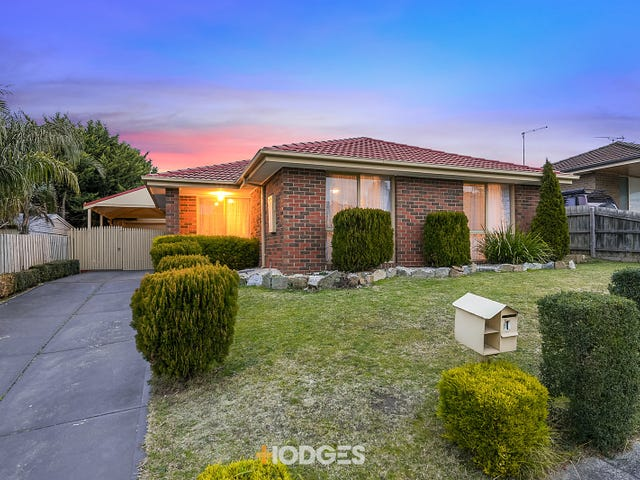 1 McGill Court, Pakenham, Vic 3810
