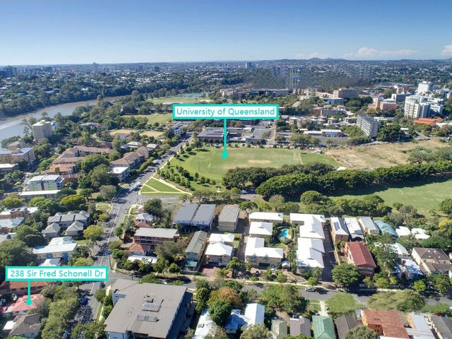 238 Sir Fred Schonell Drive, St Lucia, Qld 4067