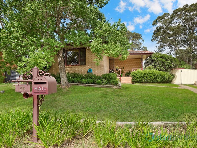 50 McKellar Crescent, South Windsor, NSW 2756