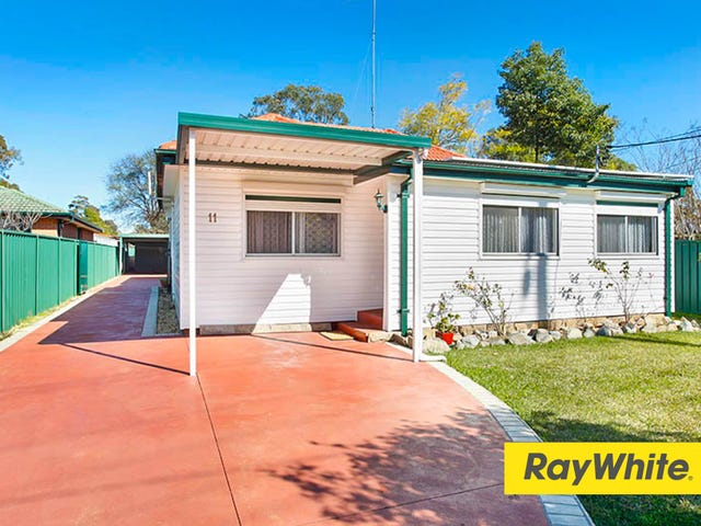 11 Melbourne Street, Oxley Park, NSW 2760