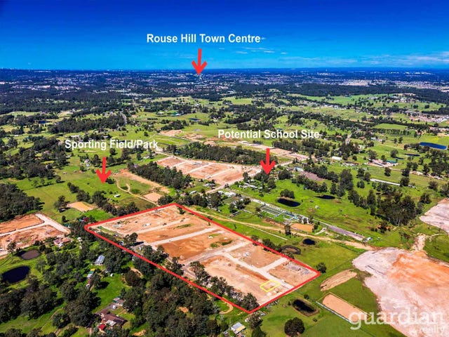 Lot 80, 72-76 Terry Road, Box Hill, NSW 2765