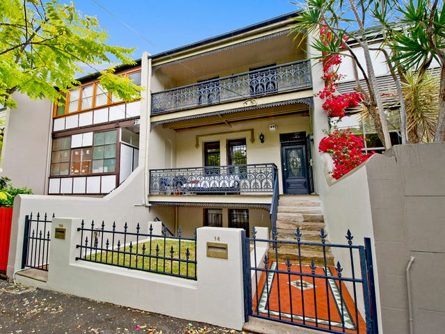 14 Womerah Avenue, Darlinghurst, NSW 2010