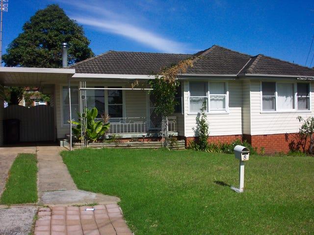 5 Darly Avenue, Kanahooka, NSW 2530