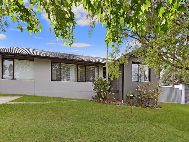 2 Keswick Avenue, Castle Hill, NSW 2154