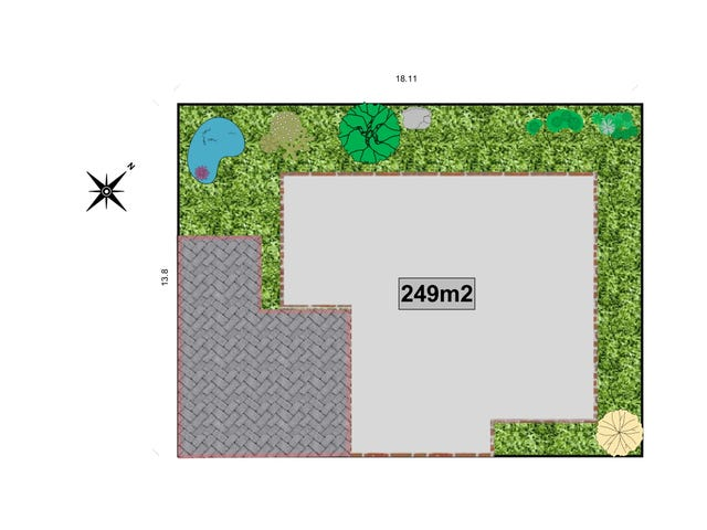 Lot 2, 17 Windsor Place, Kallaroo, WA 6025