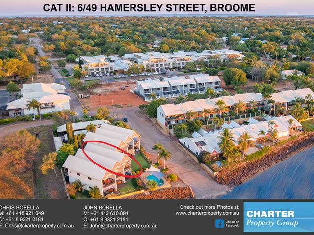 6/49 Hamersley Street, Broome, WA 6725