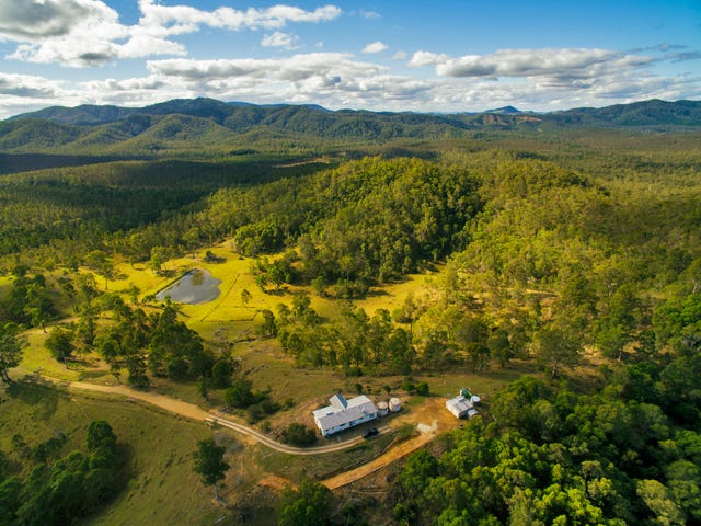 2045 Amamoor Creek Road, Amamoor Creek, Qld 4570