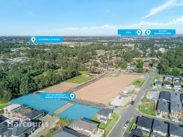 Lot, 320 Brinsley Avenue, Schofields, NSW 2762