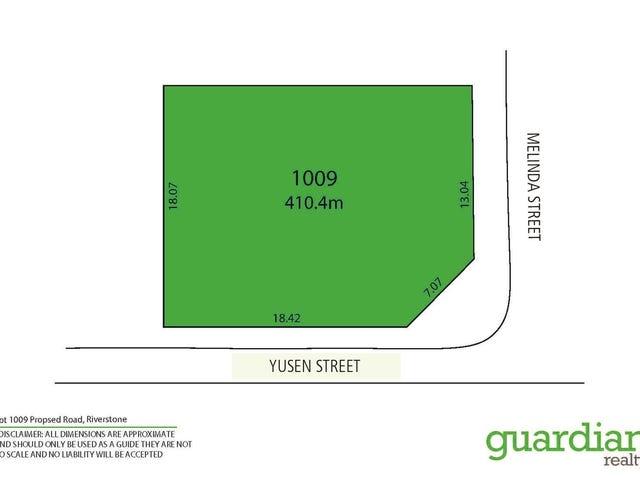 Lot 1009/2 William Street, Riverstone, NSW 2765