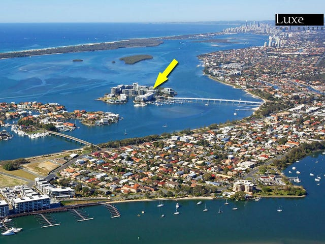 5402/2 Ephraim Island, Paradise Point, Qld 4216