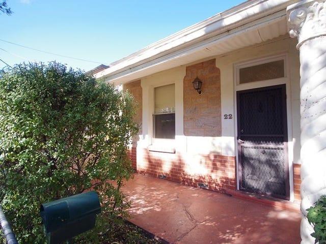22 Sheldon Street, Norwood, SA 5067