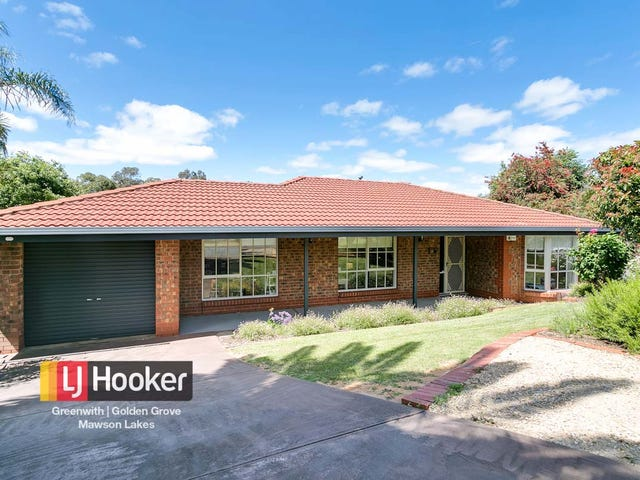 10 Barrett Court, Golden Grove, SA 5125