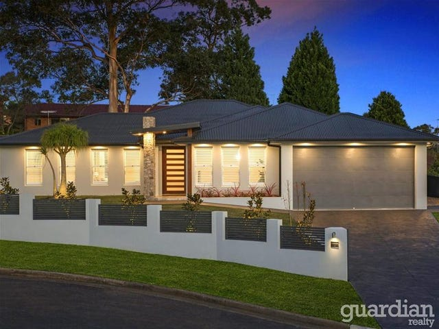 13 Fairgreen Place, Castle Hill, NSW 2154