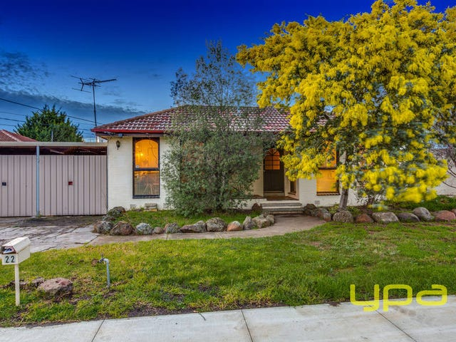 22 Geddes Crescent, Hoppers Crossing, Vic 3029