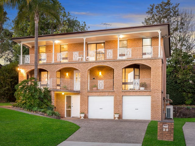 25 Mountain View Crescent, West Pennant Hills, NSW 2125